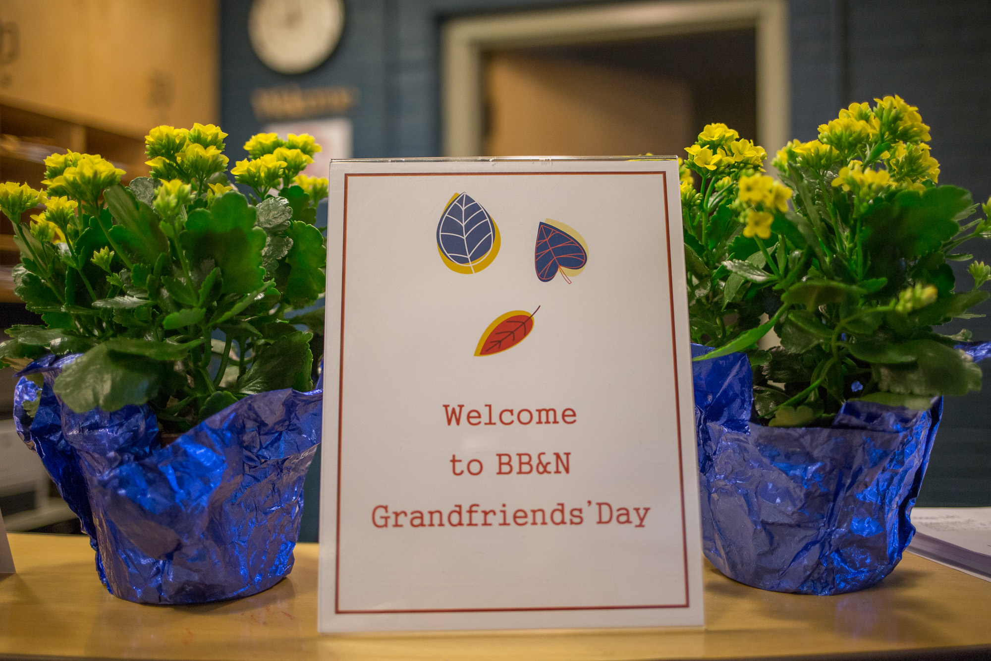 BB&N Grandfriends Day